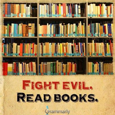 fight evil